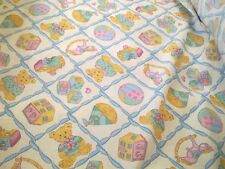 3mt TEDDY PRINTED SHEETING ,CURTAIN FABRIC,MATERIAL 100% COTTON 160cm wide