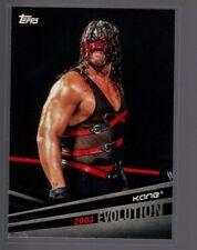 2018 Topps WWE Evolution  #E27  KANE  2003
