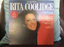 """RITA COOLIDGE - VERY BEST OF 12"""" Vinyl LP EX CON #FREE P&P UK#"""
