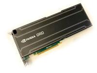 Nvidia GRID K1 16GB GDDR5 Quad 4xGPU PCIe 3.0 x16 Server Video Graphics Card