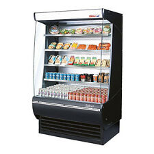 Turbo Air Tom-60Dxb-Sp-A-N Open Display Merchandiser 39-Inch L Extra Deep Solid