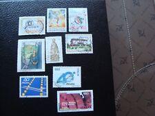 italia - 9 sellos año 1986 sellados (A9) stamp italia (a)