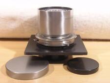 "Superb Wollensak 15""inch(38cm) Graflex Tele-Optar lens in Alphax Synchro Shutter"