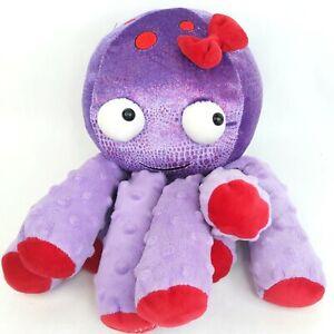 Scentsy Buddy plush soft toy doll Octopus