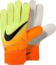 Nike GK Match GoalKeeper Football Gloves Mens Size 8 Orange T363-4
