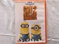 GRU 2 DVD MI VILLANO FAVORITO UNIVERSAL