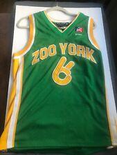 Zoo York New York 93/03 Stitched Jersey Medium Green