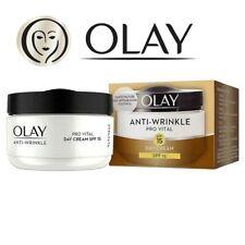Olay Anti-Wrinkle Pro Vital SPF 15 Day Cream 50 ml - Makes Mature Skin Youthful