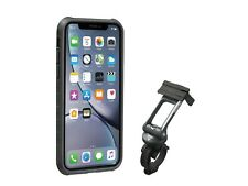 Topeak Ride Case For iPhone XR Topeak Bicycle Mount