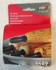 Weber Original Corn Pick Set 6489 New