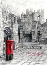 Paper Realism Cityscapes Art Prints