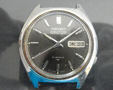 100% Authentic SEIKO 5 ACTUS Automatic Men's Wrist Watch 21Jewels 7019-8010
