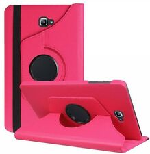 """360 Rotate Stand Smart Case Cover for Samsung Galaxy Tab A 6 7"""" 