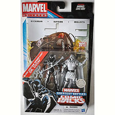 MARVEL UNIVERSE 2 Pack_Black Costume SPIDER-MAN vs DR. DOOM_Greatest Battles_MIP