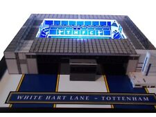 WHITE HART LANE TOTTENHAM MODEL STADIUM WITH WORKING FLOODLIGHTS