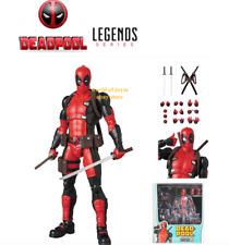 FIGURA  DEADPOOL Marvel Series X-Men Deadpool Mafex #082 18CM en CAJA