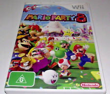 Mario Party 8 Nintendo Wii PAL *Complete* Wii U Compatible