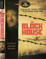 The Block House DVD Peter Sellers 1973 Movie TRUE STORY WWII World War 2