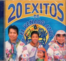El Venado Azul 20 Exitos CD New Sealed