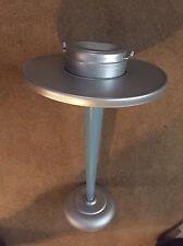 Antique Atomic Era Smoke Stand Ashtray