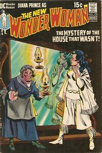 WONDER WOMAN # 195