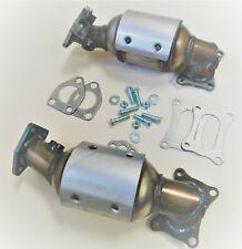 2009-2012 Honda Pilot 3.5L V6 Side Catalytic Converters (Bank 1 And Bank 2)