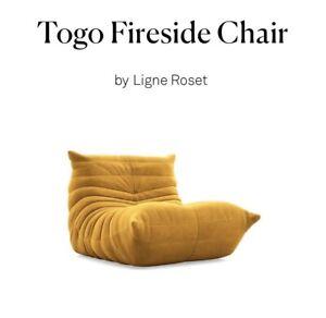 Ligne Roset single Fireside Togo