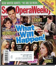 Soap Opera Weekly - 2011, March 29 - What Will Happen!