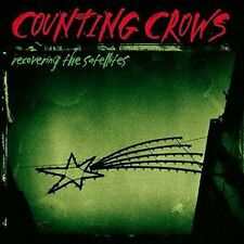 """Counting Crows """"Recovering The Satellites"""" Double Vinyl LP Record (New & Sealed)"""