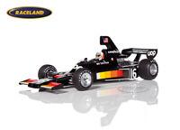 Shadow DN5 Cosworth V8 UOP F1 4° GP Deutschland 1975 Tom Pryce Spark 1:18 RS1807
