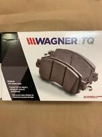Disc Brake Pad Set-ThermoQuiet Disc Brake Pad Rear Wagner QC1665 New