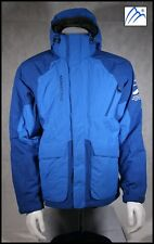 "SALOMON INSULATED SKI SNOWBOARD JACKET ""BIRDS OF PREY"" BEAVER CREEK MENS S"