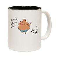 I Don t Skinny Dip I Chunky Dunk Novelty Joke Humor MUG cup birthday funny gift