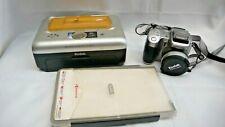 Kodak EasyShare x10 Zoom SLR Style 10x Zoom Digital Bridge Camera with printer