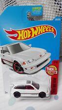 1/64 Hot wheels HW '90 Honda Civic EF