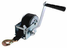 Arrow-Tech 004037 Gurtwinde Handseilwinde Bootswinde Winde Seilwinde 6Meter