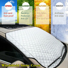Car Windshield Cover Protector Prevent Snow Ice Sun Shade Dust Frost Freezing