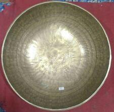 Gehämmerte Buddha Klangschale(Hand etched Singing bowl Hand beaten)