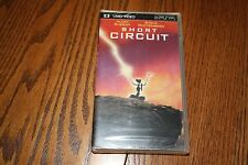 Short Circuit Movie for PSP UMD Brand New