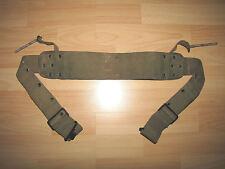 ST-55 Waist Belt - BRITISH MADE (??) BC-1000 / SCR-300 Radio - US Army USMC WWII