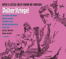 VOLKER KRIEGEL - WITH A LITTLE HELP FROM MY FRIENDS  CD Neuf