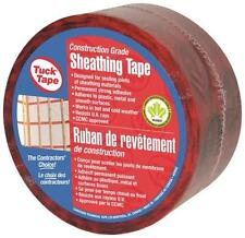 Cantech 205-02 TUCK TAPE EXTERIOR SHEATHING 60mm x 66m RED Polypropylene film