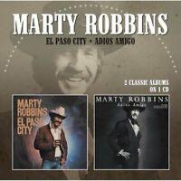 Marty Robbins - El Paso City / Adios Amigo [CD]