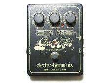 Used Electro-Harmonix EHX Good Vibes Analog Modulator Guitar Effect Pedal
