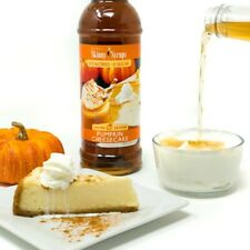 Pumpkin Cheesecake Jordan's Skinny Gourmet Syrup Flavoring 25.4 Oz Limitd KETO