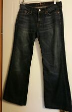 Seven for All Mankind Women's Jeans Size 29 Boot Cut