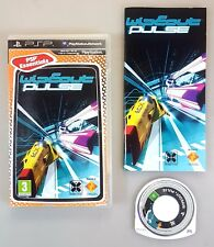 Sony PSP Spiel WIPEOUT PULSE dt. PAL Ovp