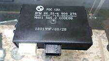 BMW E39 E46 E85 E86 3 5 Z4 PARK ASSIST DISTANCE PDC Parksensor 66216900270