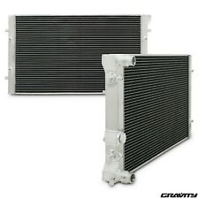 42mm ALUMINIUM RACE RADIATOR RAD FOR SEAT LEON TOLEDO 1.8T CUPRA R 1.9 TDI 02+