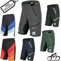 MTB Mens Shorts Downhill Off Road Bike Cycling Training Mountains Casual Biking